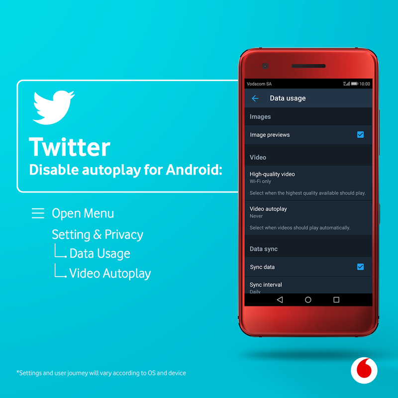 How to turn off video autoplay on Twitter
