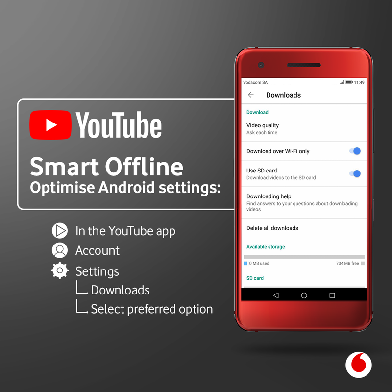 How to save videos to view offline on YouTube for Android