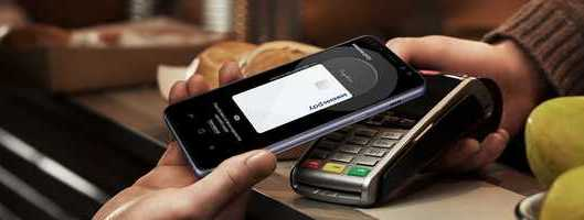Samsung Pay lets you leave your wallet at home