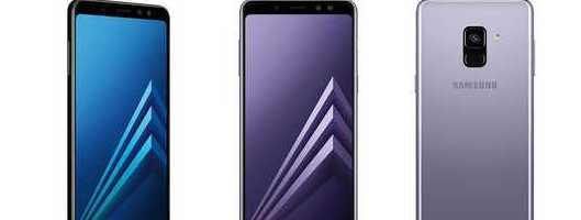 The Samsung Galaxy A8 for business