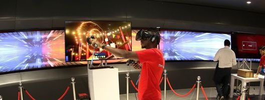 Vodacom World's fully digital relaunch