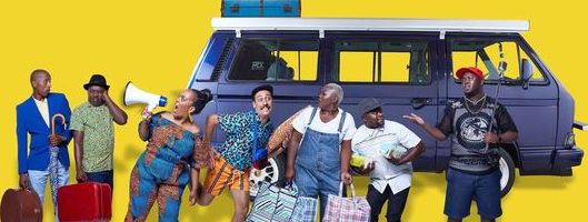Trippin' With Skhumba is coming to Showmax