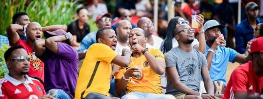 The Vodacom Red Soweto Derby Experience